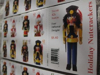 切手(Holiday Nutcrackers )_c0180971_8532963.jpg