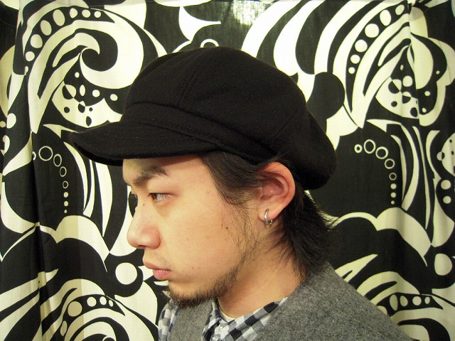 帽子いろいろ★_d0121303_13341416.jpg
