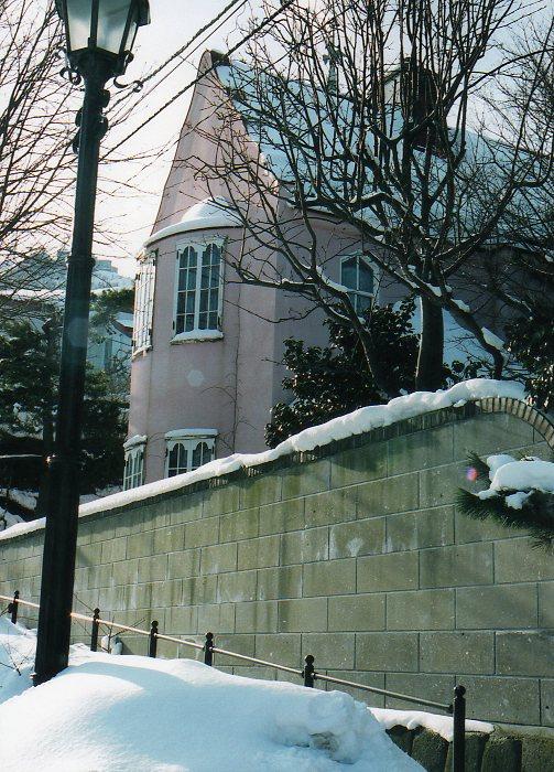 函館・旧亀井喜一郎邸(建築家・関根要太郎作品研究)その3_f0142606_21591220.jpg