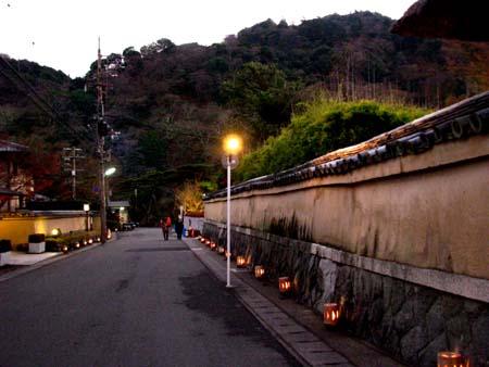 嵐山 花灯路2008_e0048413_22492527.jpg