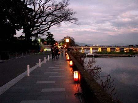 嵐山 花灯路2008_e0048413_22493847.jpg