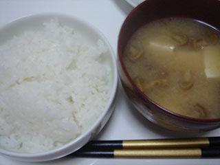 豚ときのこと小松菜炒め  _c0025217_17451470.jpg