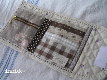 YUWAココア地の布財布♪_f0023333_21552162.jpg