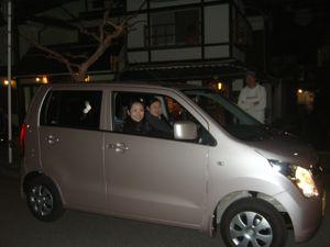 かよちゃんの新車☆_e0153039_9462840.jpg