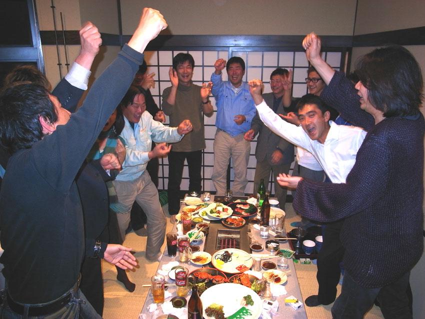 2009年秋 史上最大のスギイベント!_f0138874_1549941.jpg