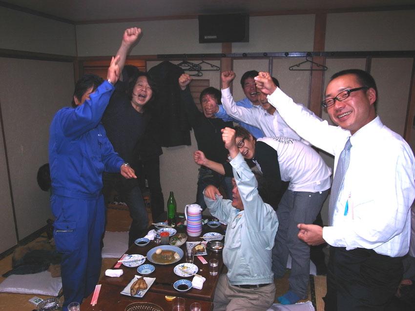 2009年秋 史上最大のスギイベント!_f0138874_15515889.jpg