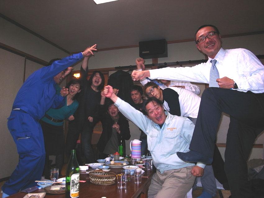 2009年秋 史上最大のスギイベント!_f0138874_15522524.jpg