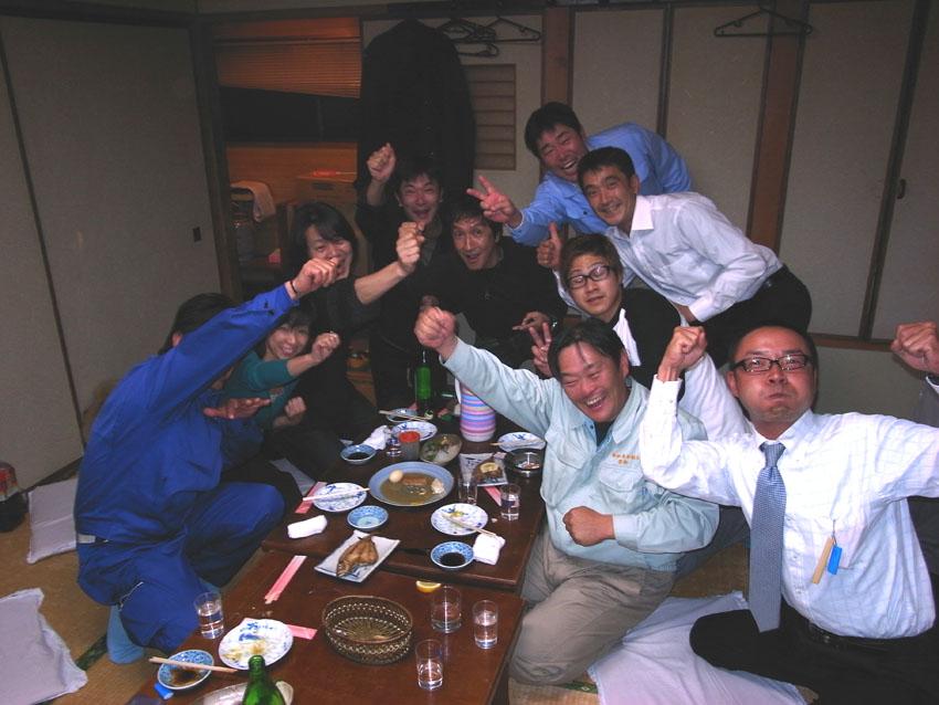 2009年秋 史上最大のスギイベント!_f0138874_15532687.jpg