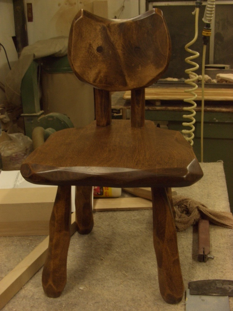 大ねこ椅子 現品処分_e0072513_8471219.jpg