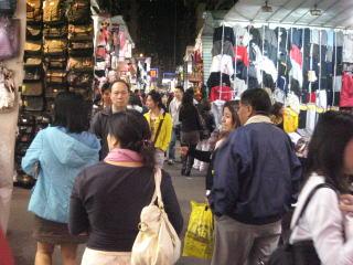 香港紀行3~フリーマーケット~_c0113733_21272547.jpg