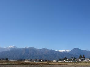 12月の青い空_a0014840_22303939.jpg