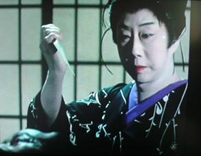 時代劇のきもの(4)『必殺仕事人Ⅳ』おりく(山田五十鈴)_f0134963_21115192.jpg