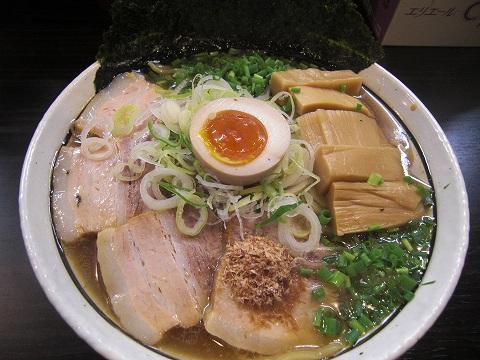 12月17日2人仲良く 麺屋はなび@中川区高畑_d0140499_1191367.jpg