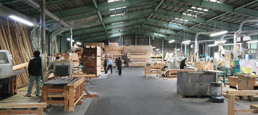 南ヶ丘県営住宅:木材検査_e0054299_10252827.jpg