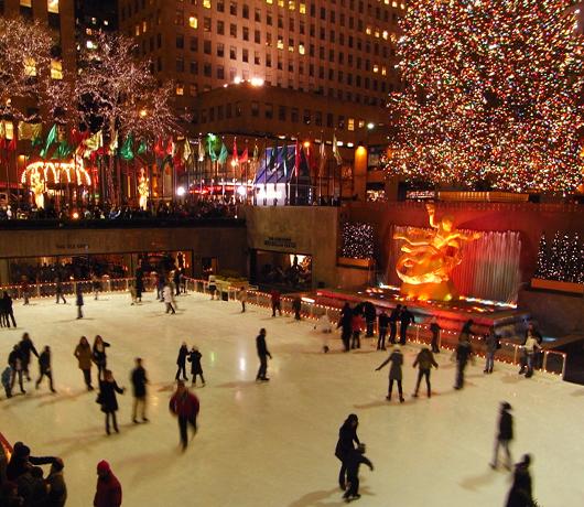 ロックフェラーセンターのクリスマスツリー 2008_b0007805_5541264.jpg