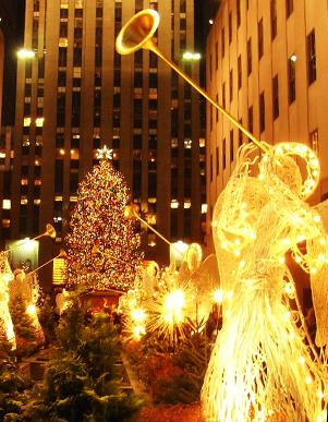 ロックフェラーセンターのクリスマスツリー 2008_b0007805_639564.jpg