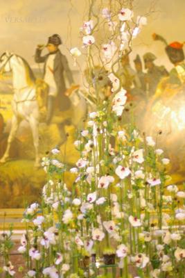 ノエルのパリ☆花研修報告。ヴェルサイユ花装飾前編_b0111306_23385519.jpg