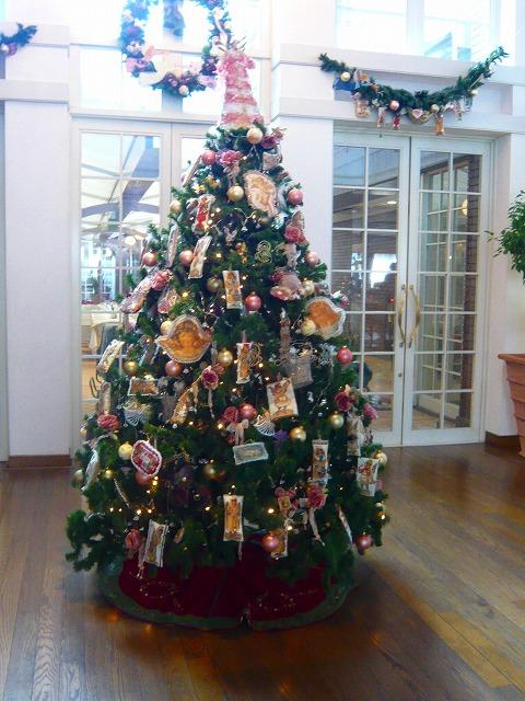 """クリスマスは、カウントダウン♪ 神戸""""北野ホテル""""_e0098508_1413847.jpg"""