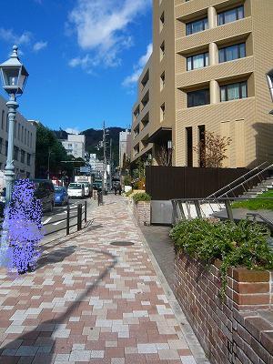 """クリスマスは、カウントダウン♪ 神戸""""北野ホテル""""_e0098508_14264470.jpg"""