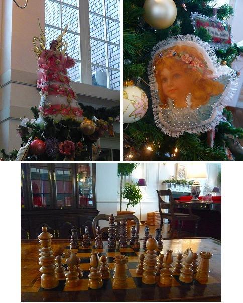 """クリスマスは、カウントダウン♪ 神戸""""北野ホテル""""_e0098508_1432175.jpg"""