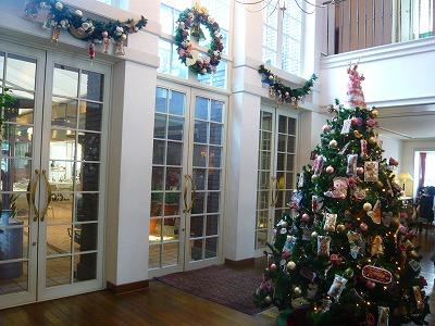 """クリスマスは、カウントダウン♪ 神戸""""北野ホテル""""_e0098508_1434014.jpg"""