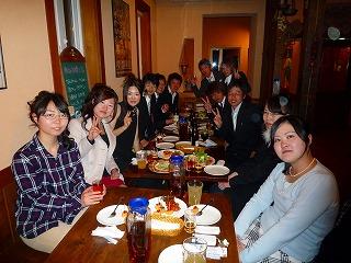 結婚式二次会 【Chef's Report】_f0111415_23581327.jpg