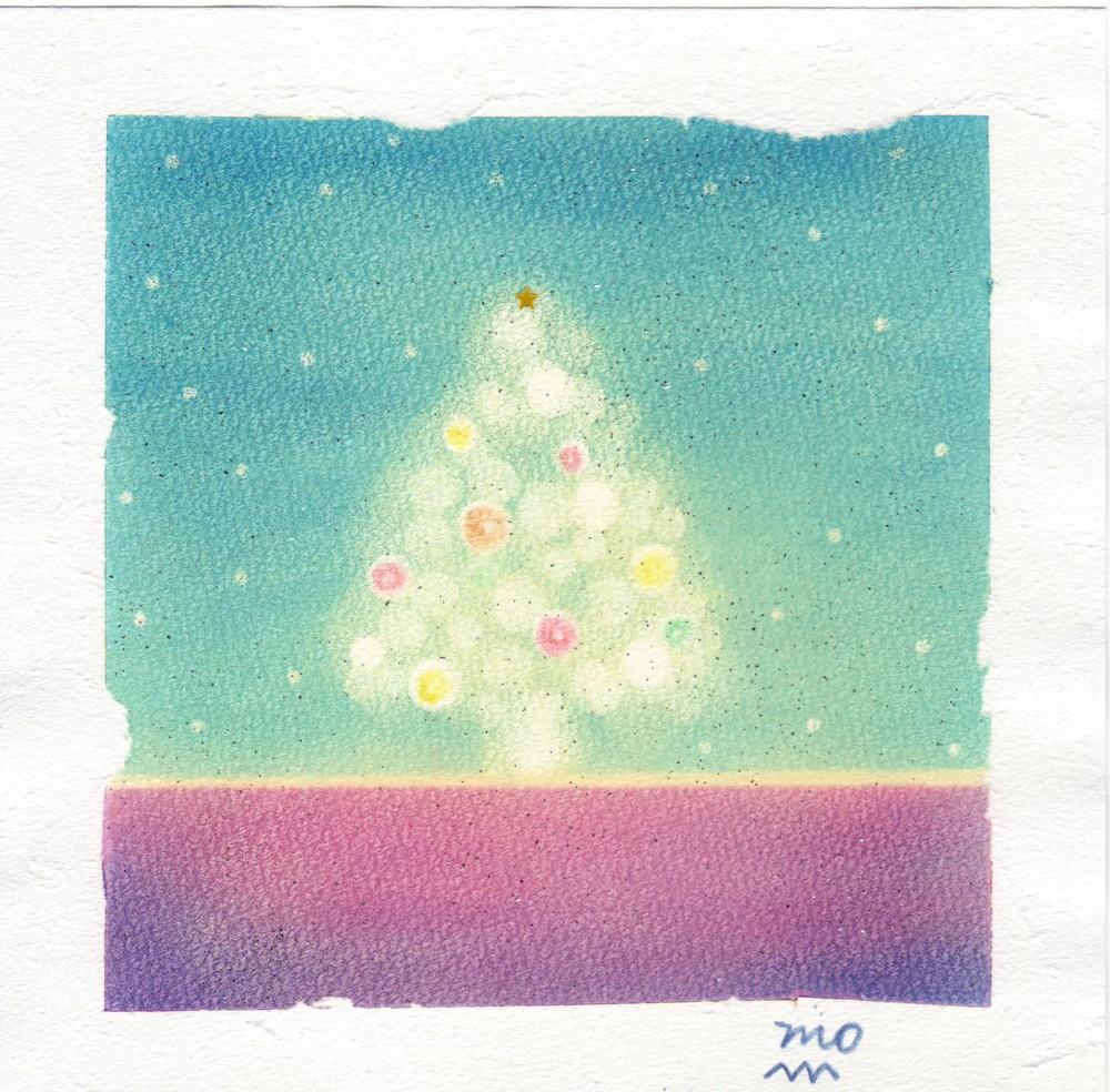 静寂のクリスマスツリー☆_f0183846_185233.jpg