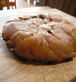 夢のおかし〜タルト・タタンにおける欧米と日本のリンゴ文化における一考察_a0017350_13154382.jpg