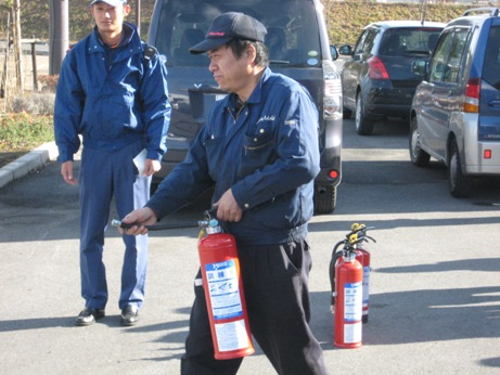 消防訓練とKES環境活動の報告_b0100062_11343973.jpg