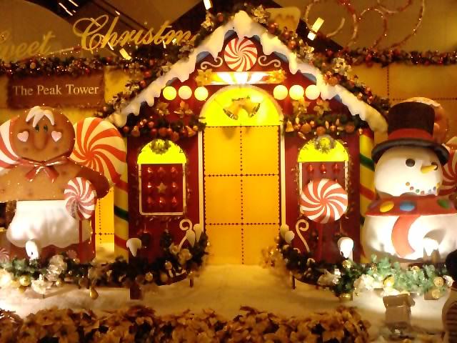 クリスマスイルミネーション 7_e0155771_1393145.jpg