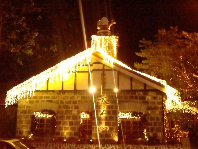 クリスマスイルミネーション 7_e0155771_142483.jpg