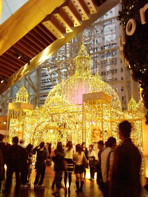 クリスマスイルミネーション 8_e0155771_21583464.jpg