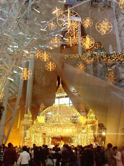 クリスマスイルミネーション 8_e0155771_21591416.jpg