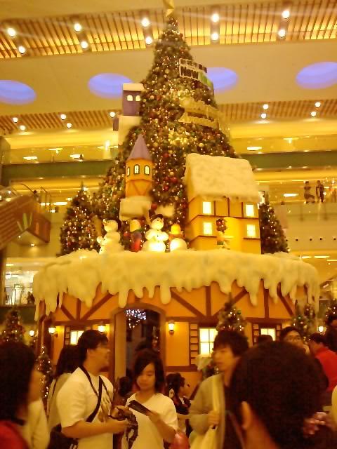 クリスマスイルミネーション 9_e0155771_2216482.jpg