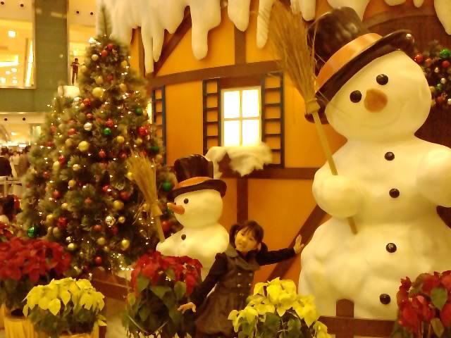 クリスマスイルミネーション 9_e0155771_2218874.jpg