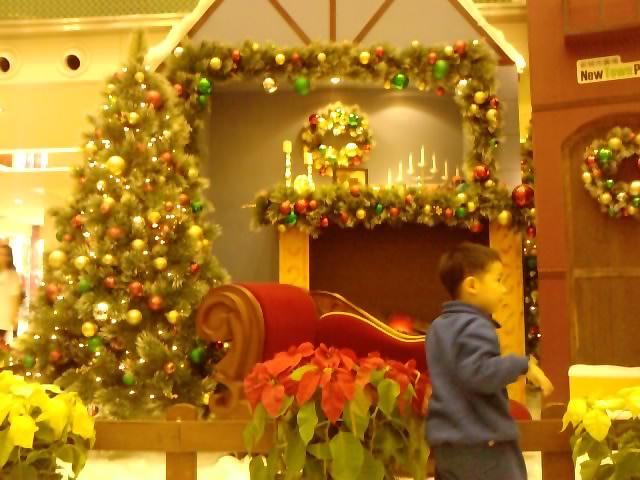 クリスマスイルミネーション 9_e0155771_22192120.jpg