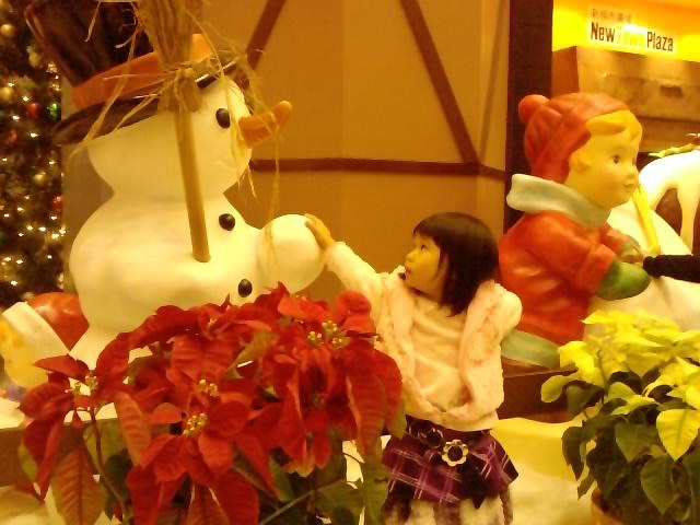 クリスマスイルミネーション 9_e0155771_22195840.jpg