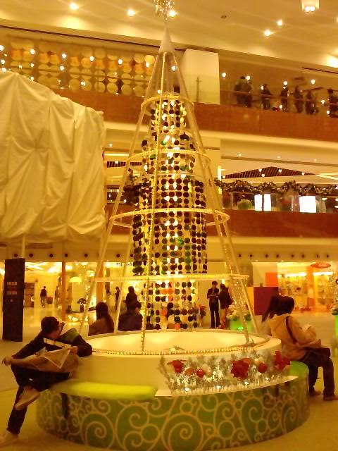 クリスマスイルミネーション 9_e0155771_22275438.jpg