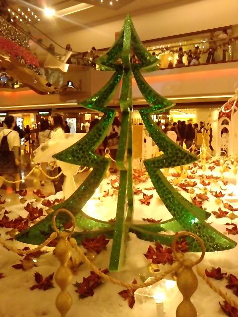 クリスマスイルミネーション 8_e0155771_226624.jpg