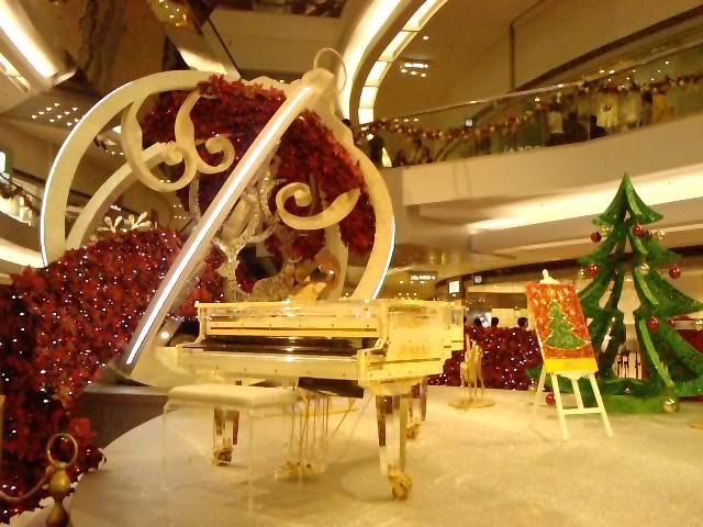 クリスマスイルミネーション 8_e0155771_2281891.jpg