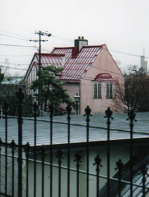 函館・旧亀井喜一郎邸(建築家・関根要太郎作品研究)その4_f0142606_21201530.jpg