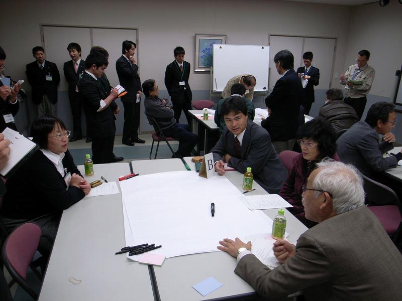 吉原商店街 震災復興まちづくりワークショップ_f0141310_2349188.jpg