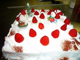 ウェスタン牧場 クリスマスパーティ 【Chef's Report】_f0111415_0262779.jpg