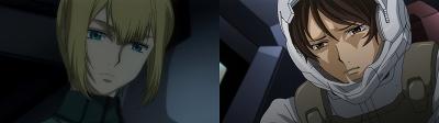 ガンダム002期第12話「宇宙で待ってる」_e0057018_22515884.jpg