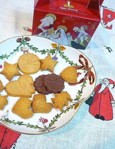 主イエスの待降節 クリスマス・アドヴェント第4主日 クリスマスのアフタヌーンティー。・:*:・゚☆*†_a0053662_0471238.jpg