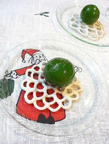 主イエスの待降節 クリスマス・アドヴェント第4主日 クリスマスのアフタヌーンティー。・:*:・゚☆*†_a0053662_132732.jpg