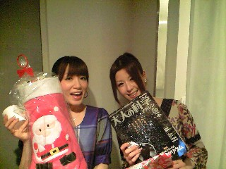 chiristmas  party★_c0151965_1654386.jpg