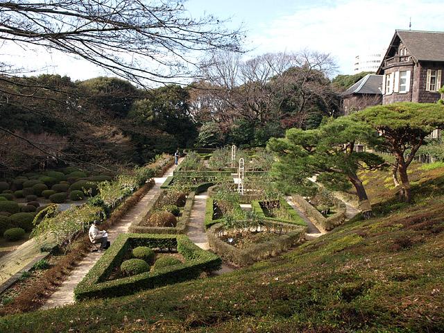 旧古河庭園 (12/20)_b0006870_19195224.jpg