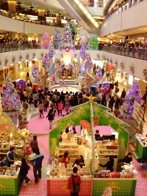 クリスマスイルミネーション 10_e0155771_20102220.jpg