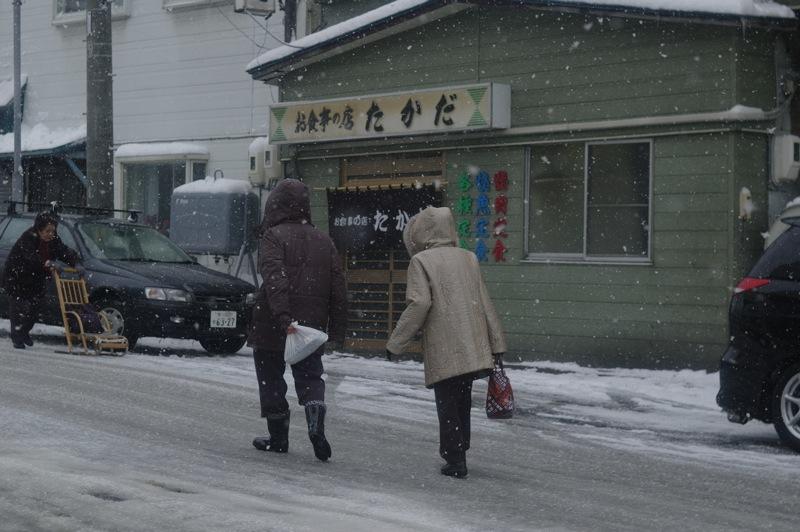 雪の街_f0042194_22105115.jpg
